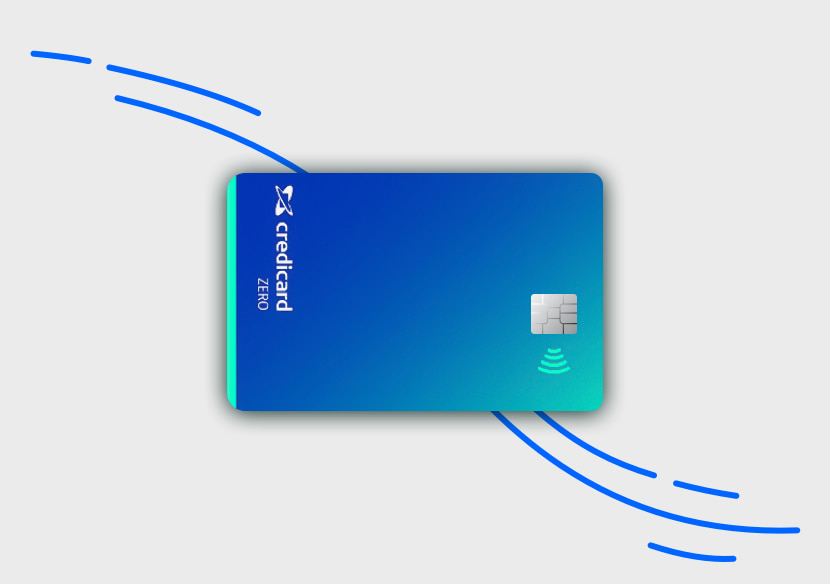 Cartão Credicard Zero Platinum: benefícios exclusivos sem anuidade